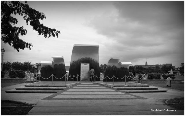 Monument Tsunami